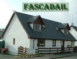 Fascadail Bed and breakfast on Mull